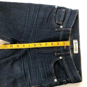 Madewell Jeans - Madewell High Riser Skinny Jeans, 24